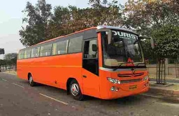 45 Seater Luxury Coach